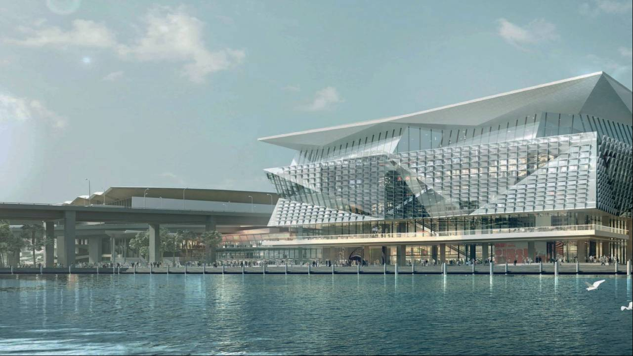 悉尼国际会议中心(sydney icc)