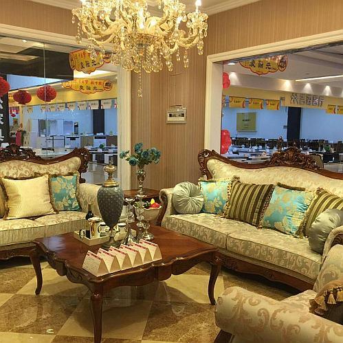 目前什么款式沙发最流行?能提升家中气质!图片