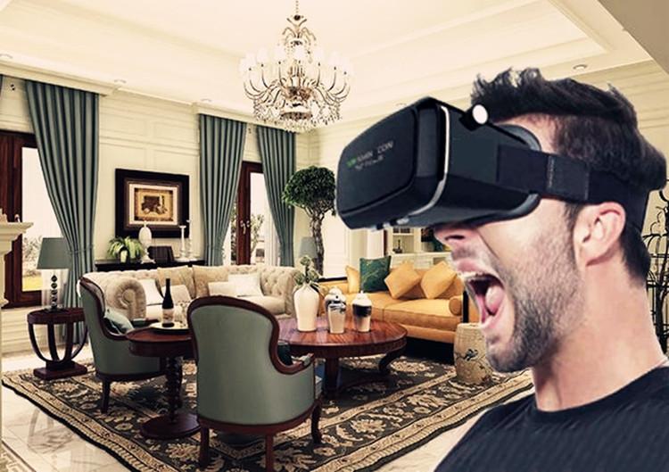 和第一定律VR来一场最酷炫的未来之家虚拟现实体验