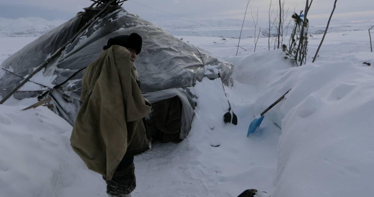 侣行夫妇 张昕宇梁红探访冰雪世界 揭秘零下30度的极寒生活