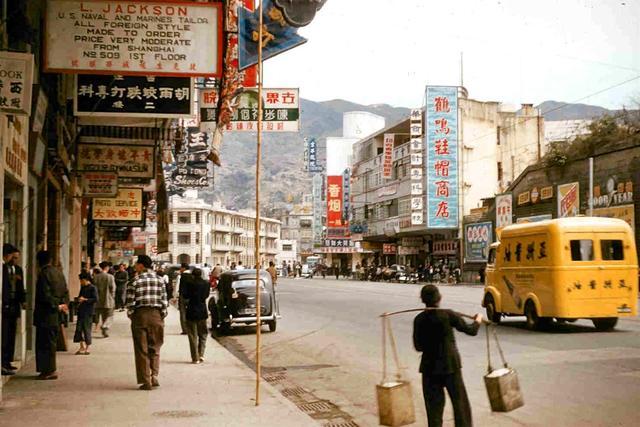 記憶香港:五十年代初香港的特色