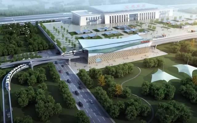 萧王庙中心城区规划图
