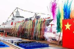"""比055大驱还要先进!美军宣布开建新一代万吨驱逐舰"""""""