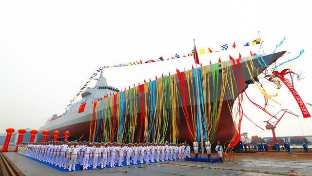 """专家称055首舰或被命名南昌舰?中国海军新舰太多名"""""""