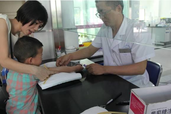 宝宝怎么检查传染病