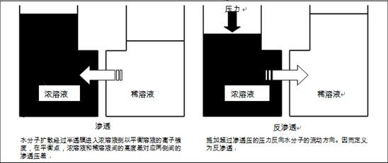 纳滤膜的原理_纳滤膜的结构 原理及现代工业应用
