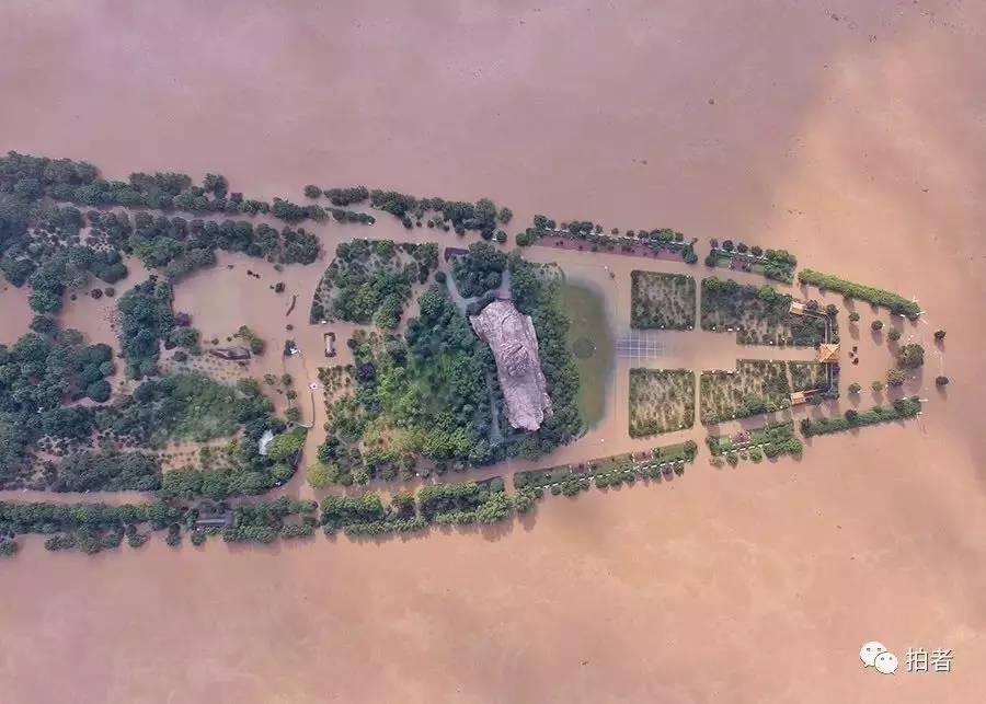 湖南洪灾,宁乡民间自救细节 | 图片故事