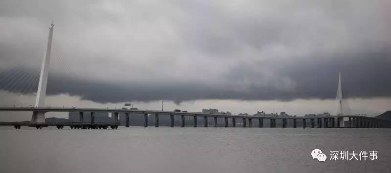 今年第三号台风 南玛都 已经生成 接下来深圳的天气是
