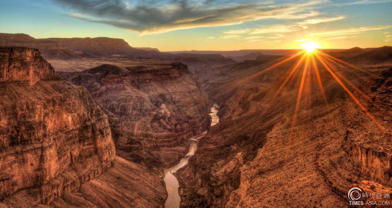 美国大峡谷旅游攻略:最佳旅游时间和注意事项
