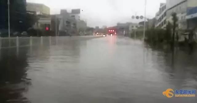 今年第3号台风生成 接下来东莞的天气是