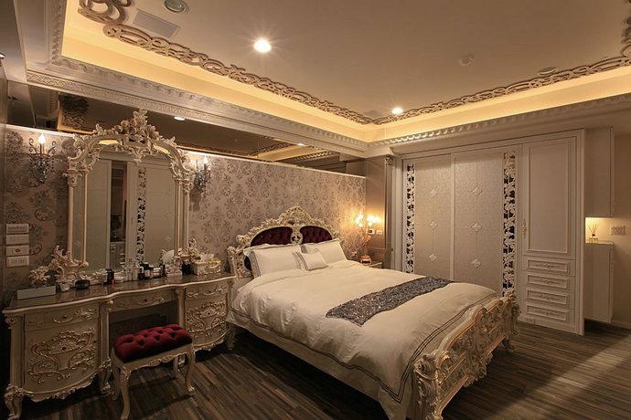 成都古典风格卧室装修效果图,鉴赏!