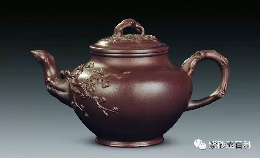紫砂壶最难做的三大器形图片