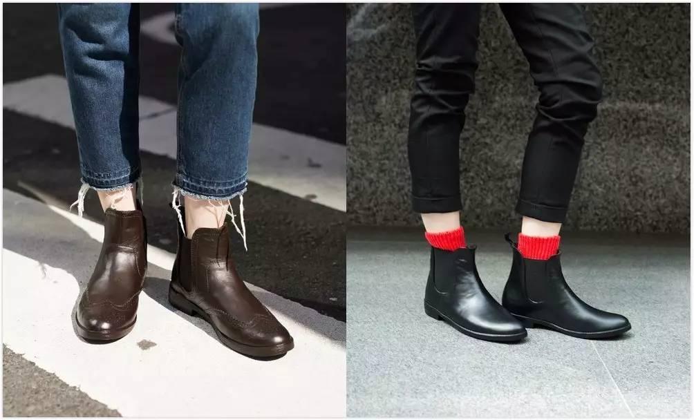 """rainfubs 的切尔西靴款,一样实用好看,适合通勤族的下雨天 ~   防水球鞋   对于不能穿 """" 可爱雨鞋 """" 的男生们来说,防水球鞋就是你们的雨季救星!"""