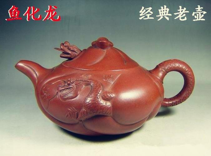 中国十大经典紫砂壶图片