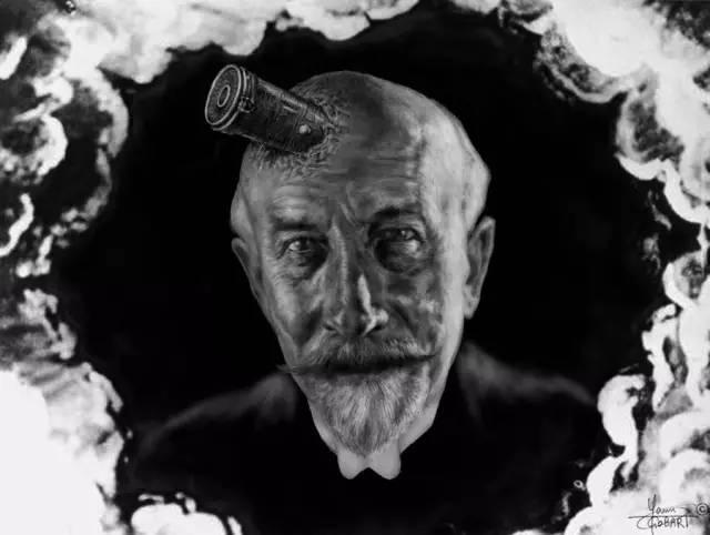 戏剧电影之父,魔幻影像大师   乔治·梅里爱图片