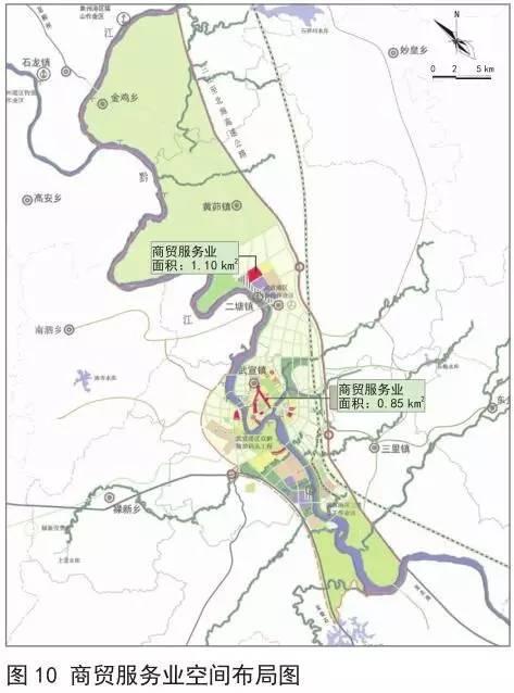 武宣gdp_珠江 西江经济带武宣段产业空间布局策略与实践