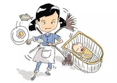 老公不爱干家务,我带孩子做饭打扫又累又烦怎么办?
