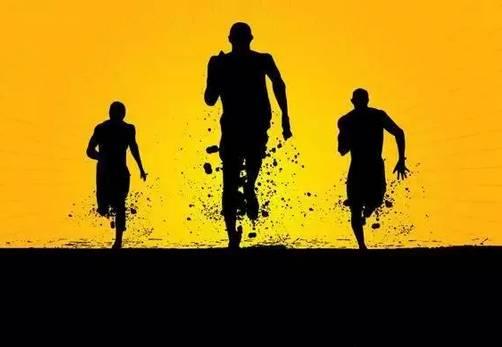 有目标的人在奔跑,没目标的人在流浪