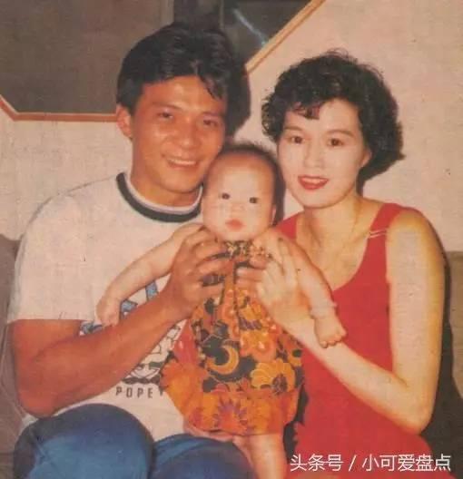 香港回归20年,这些明星老照片见证时代变迁