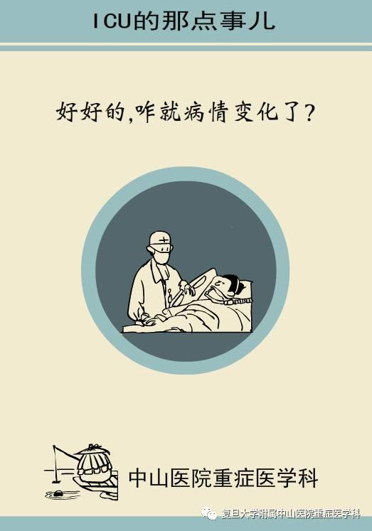 什么是ICU?什么是重症医学科?