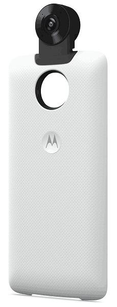 摩托罗拉推出MotoMod相机,支持360度全景拍摄