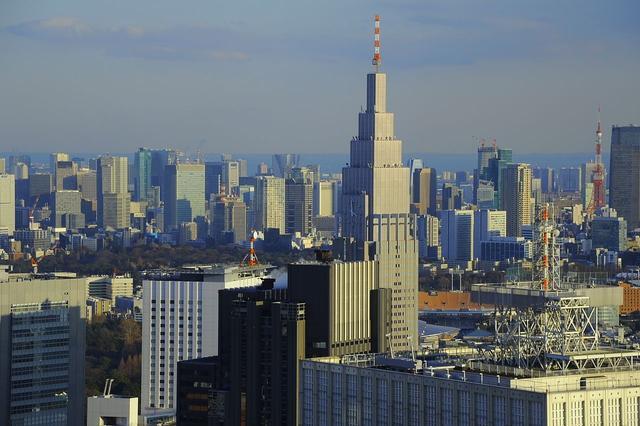 日本gdp世界第三名_移民港 东京 大阪盛会云集,日本房产迎十年黄金期