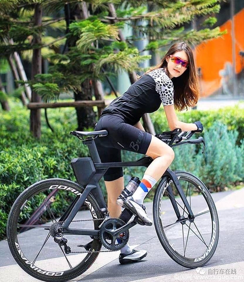 """泰v天使一支天使自行车队""""angelteam(美女队)"""",该自行车队由5名长相美女益智图片"""
