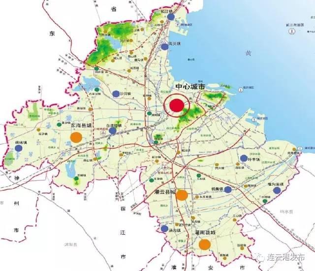 东至县城区最新规划图