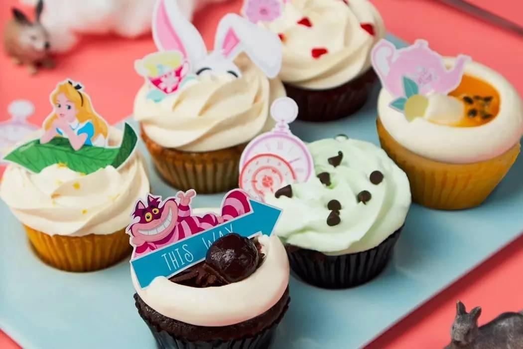 福利丨手工美色美味的纸杯蛋糕 创意卡通包,趣味亲子趴免费参加图片