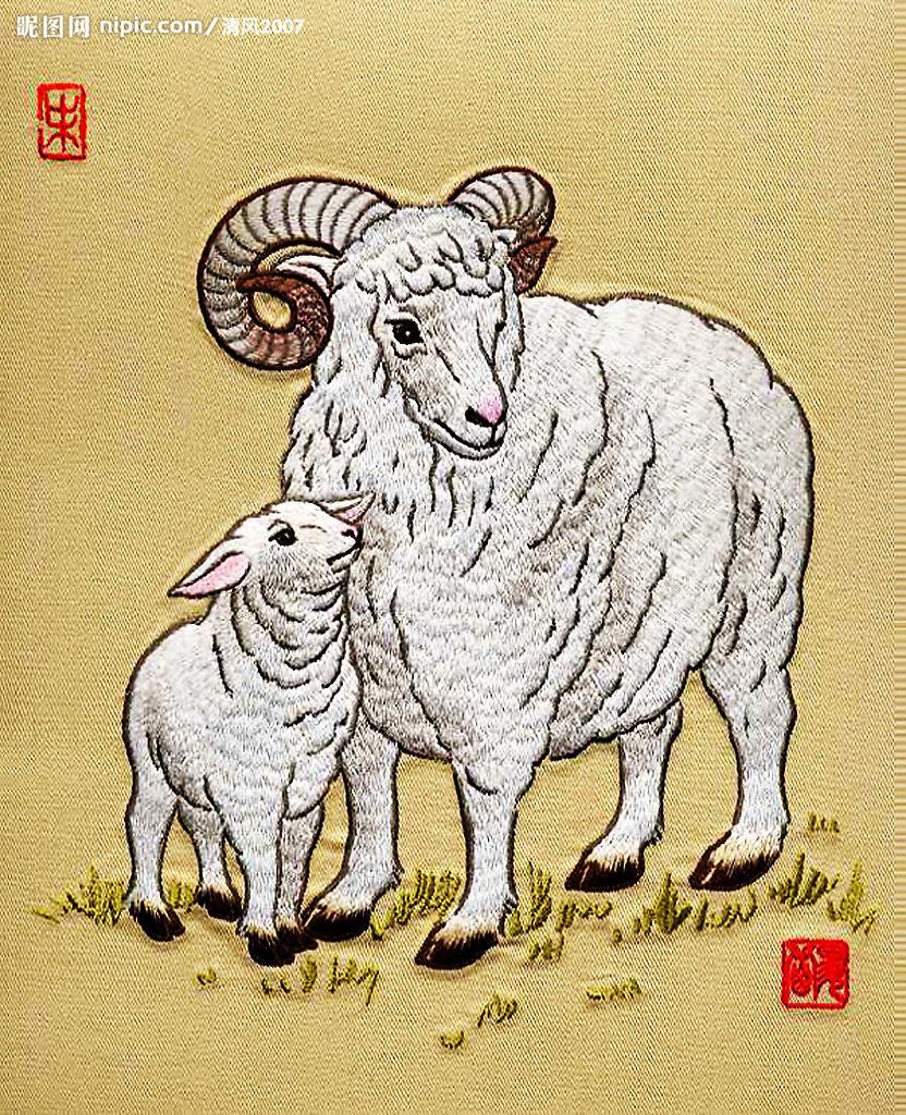 2、69男鸡与67年女羊婚配:男属鸡跟女年属羊的配好不好