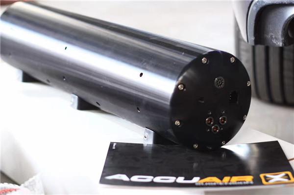 奥迪A4气动避震改装 全新奥迪A4B9改装美国ENDO空气悬挂展现完美姿态