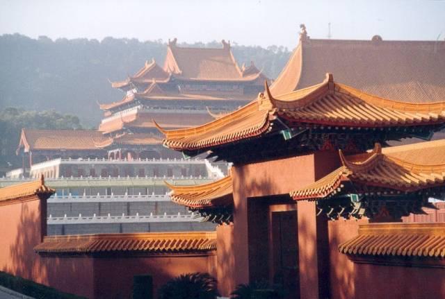 去南海影视城,感受北京的腔调 江南的风味 港澳的韵味