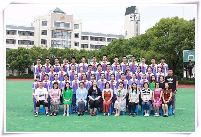 2017届上海初中毕业照合集 满满的都是回忆