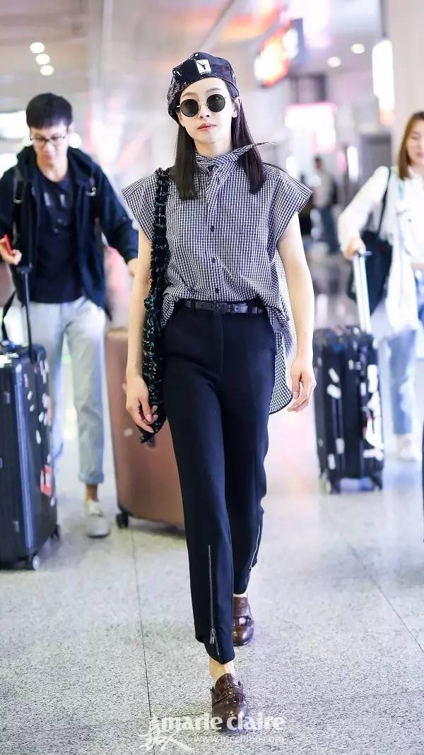 占领时尚圈半壁江山的 短袖衬衫 和夏天更配更清爽 组图