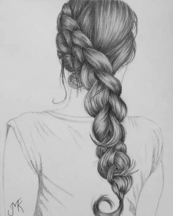 精致唯美手绘发型,惊艳到你了吗