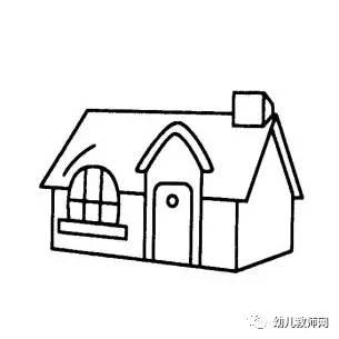也可能是介样式儿滴 ↓   但其实房子还可以是介样式儿的   画 虫 虫   画 房 子   你印象里的房子可以是介样式儿滴 ↓