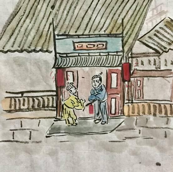 眉州故事之万阁老第三回:莲花穴
