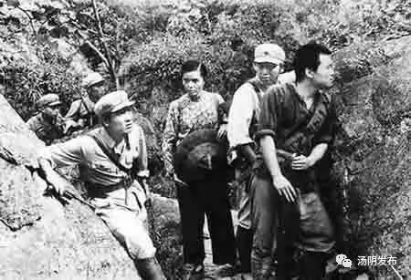 【汤阴解放70周年手抄报】