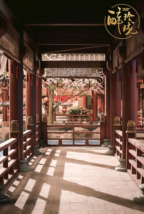 《醉玲珑》实景搭建显心血_中国建筑美学吸睛