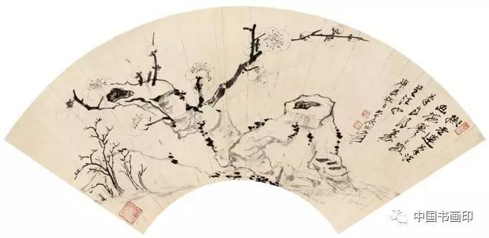 笔墨基础上,受西方现代绘画抽象表现主义的启发,独创泼彩画