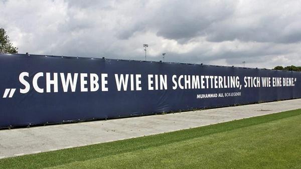 新赛季备战!莱比锡用名人名言鼓励球员