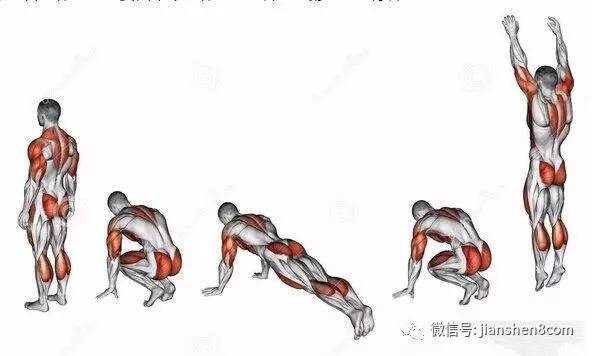 瘦腿运动图解图片