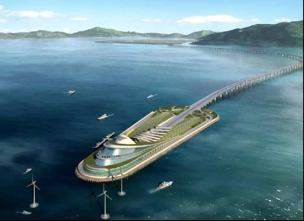 世界最长跨海大桥 港珠澳大桥主体全线贯通 预计年底通车 广州到香港只需2小时