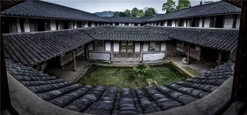 《翠郊古民居》 黄灿华 摄影
