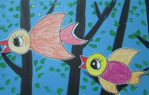 儿童画 493_314图片
