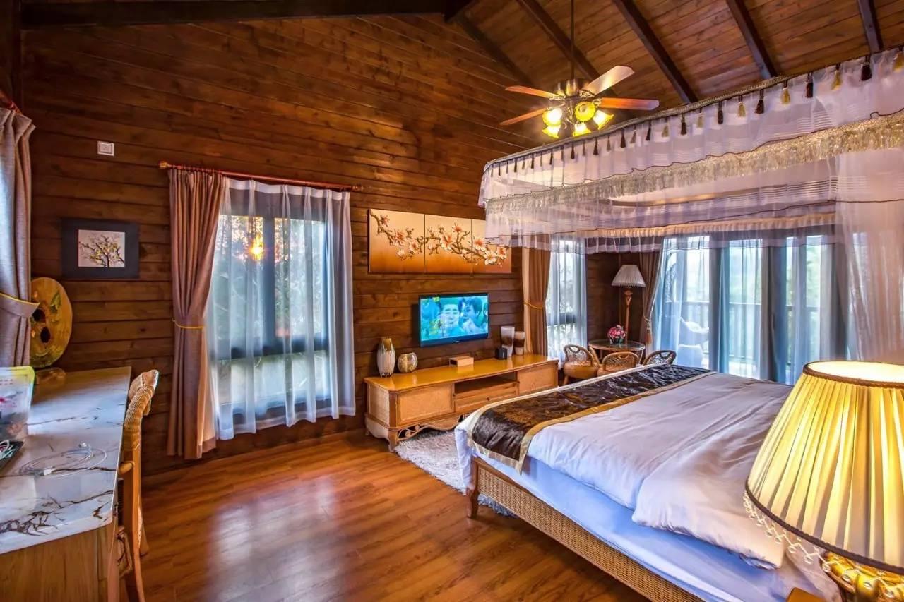 欧式现代之间的spa别墅风格公馆,掩映于温泉绿地的别墅木屋别墅……6森林山顶山林图片