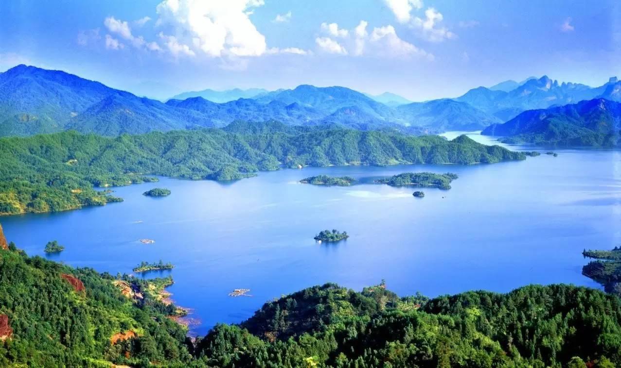大肉棒穴色�_福建的湖光山色,到底有多美?
