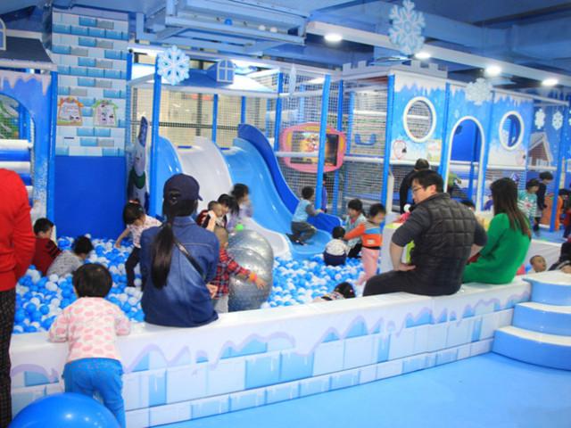 室内儿童乐园开店经营四步骤