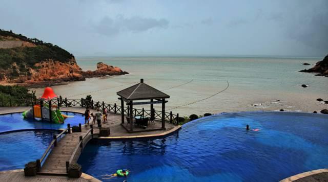 周边景点:枸杞岛,基湖沙滩,六井潭