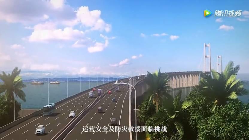 比港珠澳大桥更惊艳 官方刚曝光,这座桥的影响力